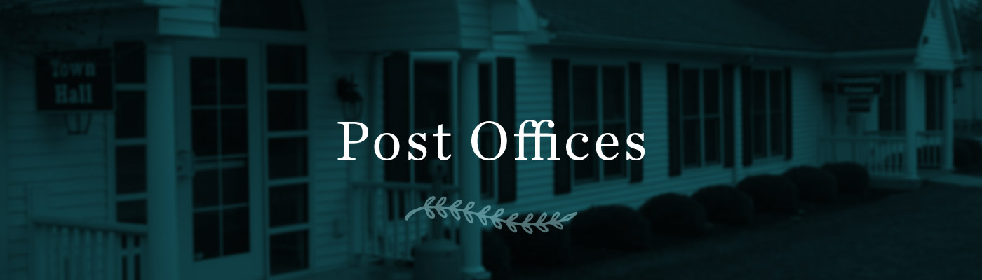 postoffices